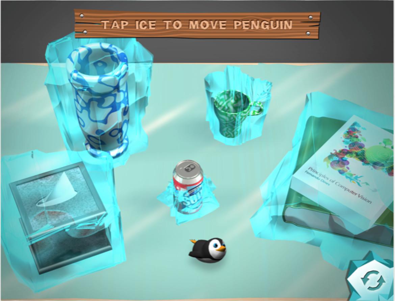 Penguin Smart Terrain Sample