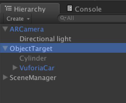 scene hierarchy