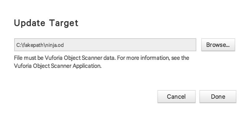 change source file