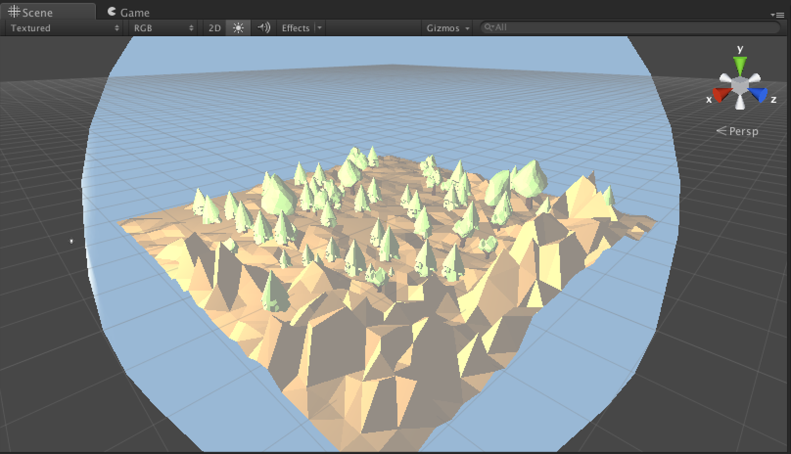 Integrating Cardboard to the AR/VR Sample